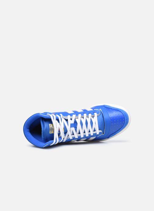 Baskets adidas originals Top Ten Hi Bleu vue gauche