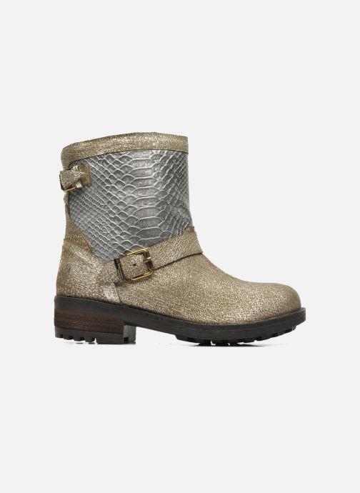 Boots en enkellaarsjes Les Tropéziennes par M Belarbi Lolita Goud en brons achterkant