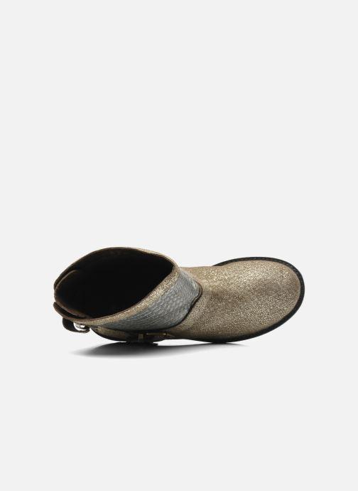 Bottines et boots Les Tropéziennes par M Belarbi Lolita Or et bronze vue gauche