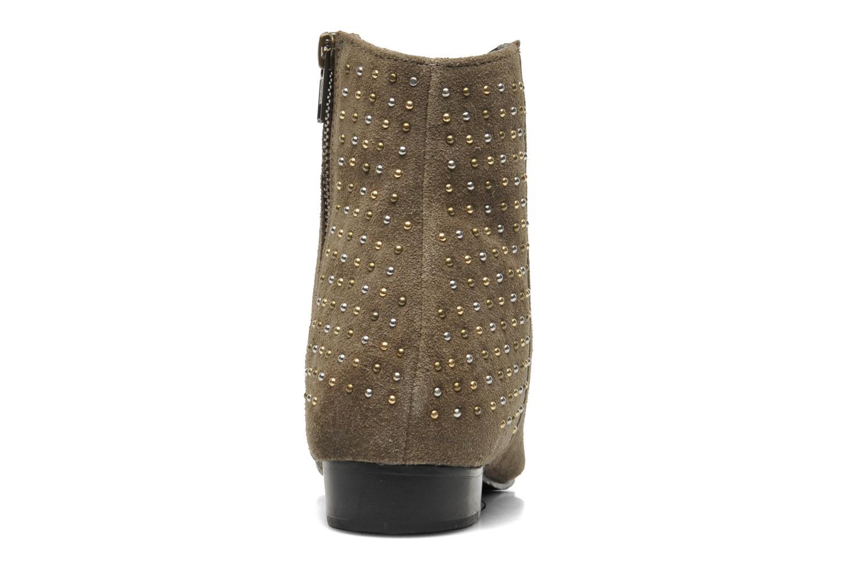 Bottines et boots Les Tropéziennes par M Belarbi Leana Gris vue droite