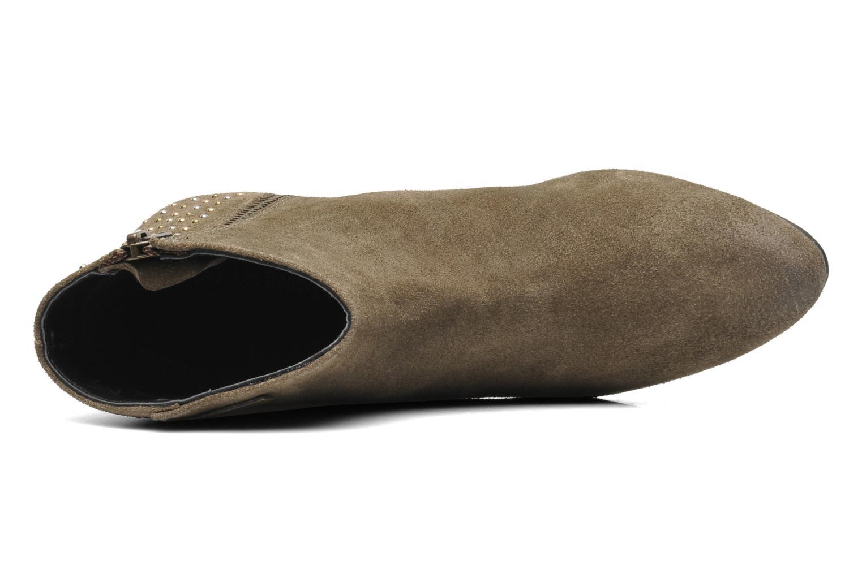 Bottines et boots Les Tropéziennes par M Belarbi Leana Gris vue gauche