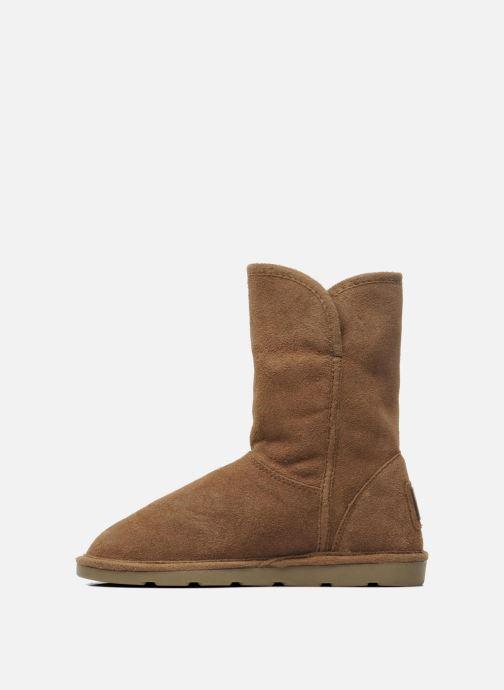 Boots en enkellaarsjes Les Tropéziennes par M Belarbi Carmen Bruin voorkant