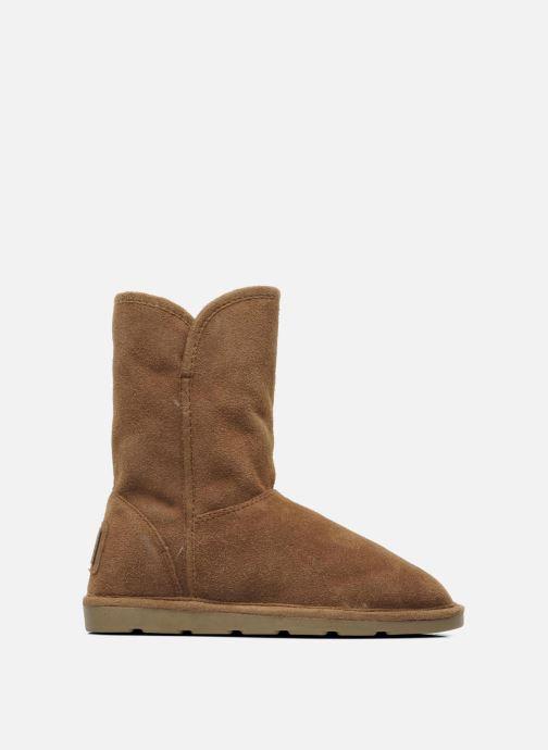 Boots en enkellaarsjes Les Tropéziennes par M Belarbi Carmen Bruin achterkant
