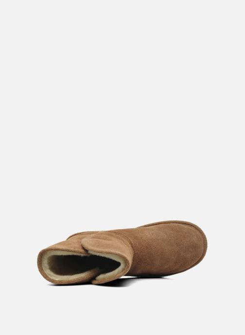 Ankle boots Les Tropéziennes par M Belarbi Carmen Brown view from the left