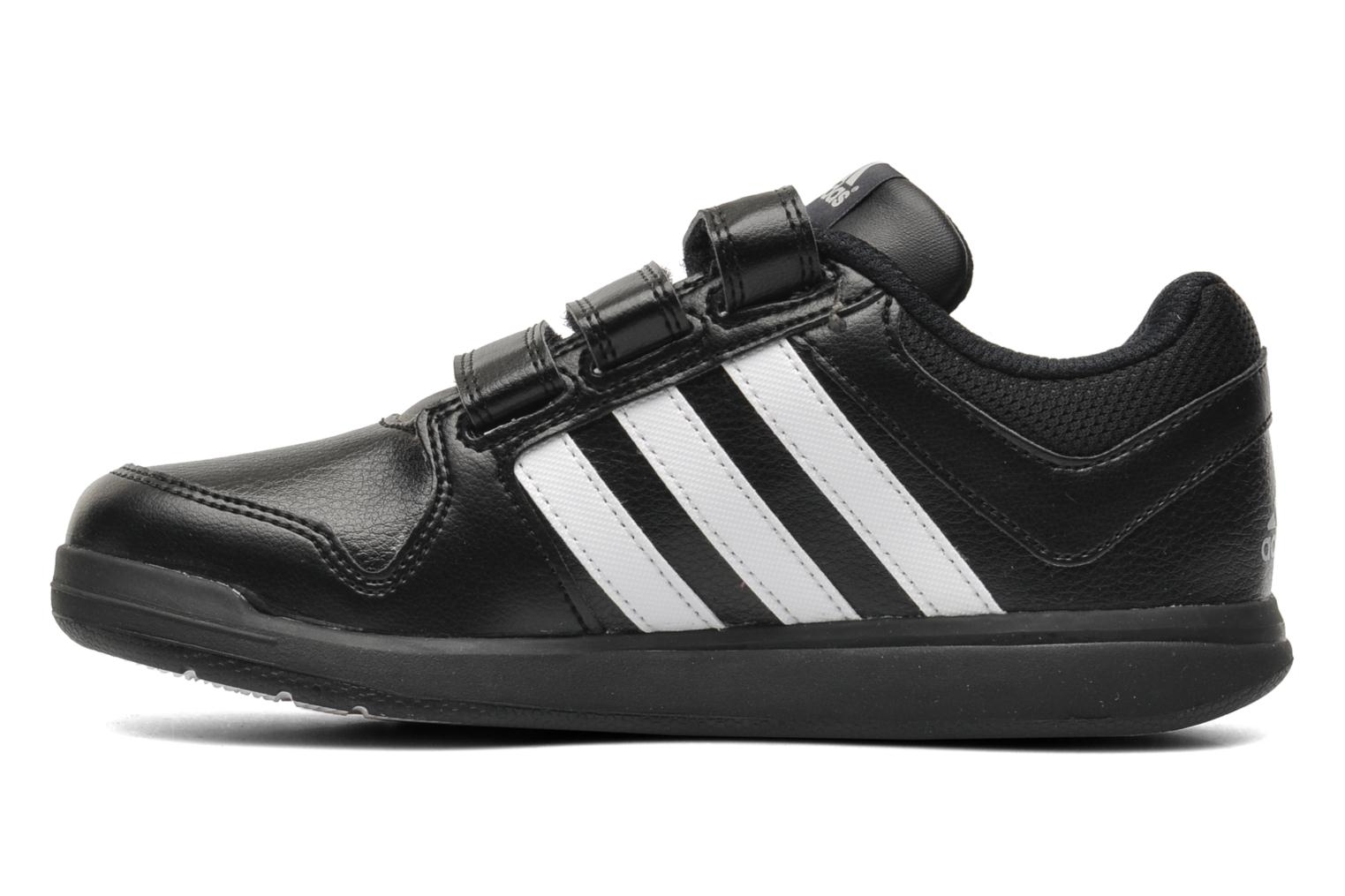 Baskets Adidas Performance LK Trainer 6 CF K Noir vue face