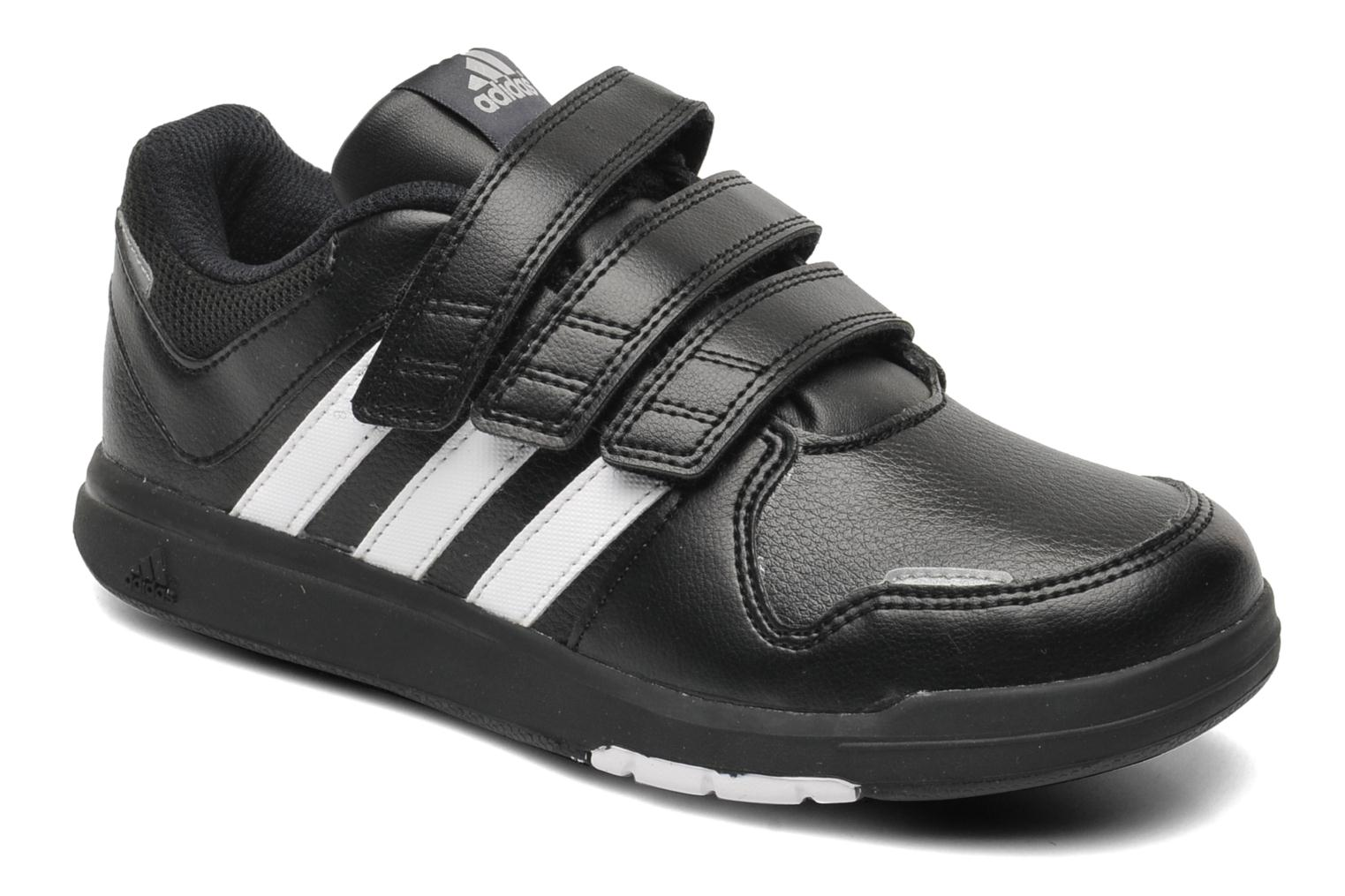 Baskets Adidas Performance LK Trainer 6 CF K Noir vue détail/paire