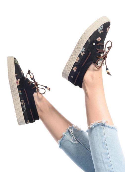 Chaussures à lacets Dolfie Dylan Beige vue bas / vue portée sac
