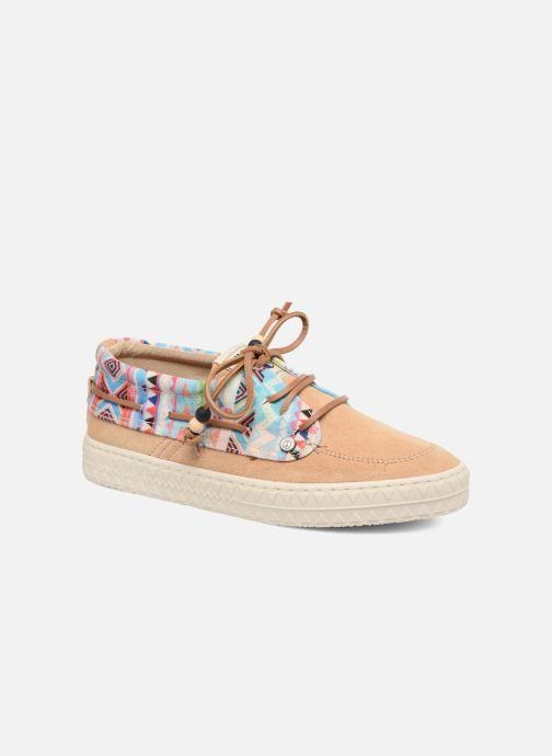 Chaussures à lacets Dolfie Dylan Beige vue détail/paire