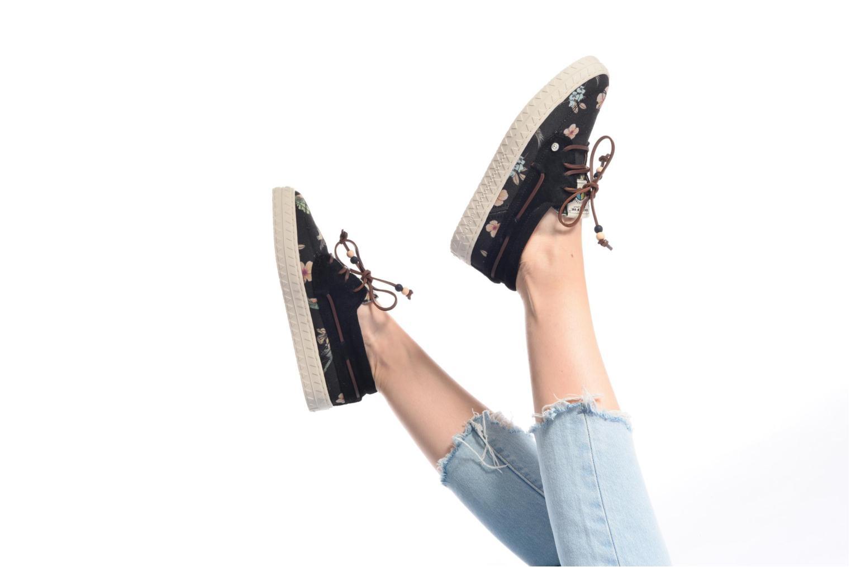 Chaussures à lacets Dolfie Dylan Noir vue bas / vue portée sac