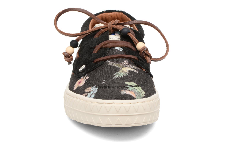 Chaussures à lacets Dolfie Dylan Noir vue portées chaussures