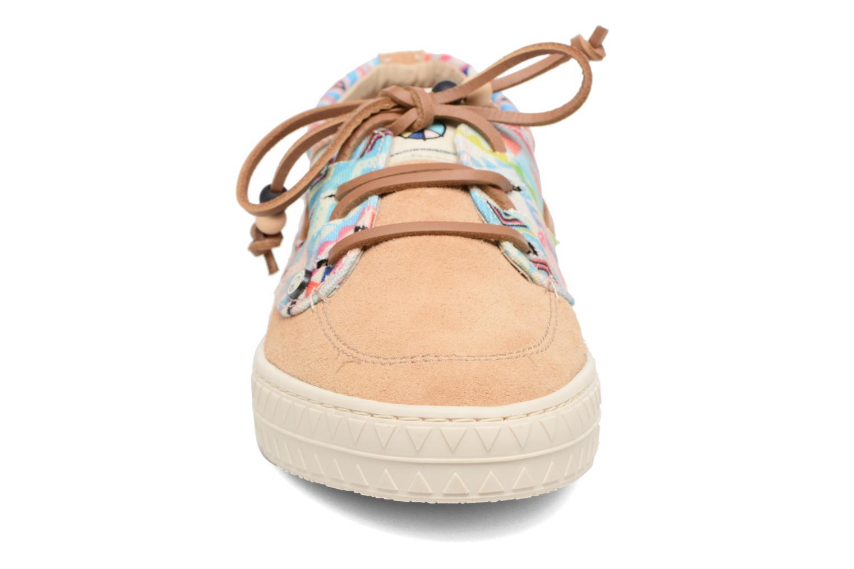 Chaussures à lacets Dolfie Dylan Beige vue portées chaussures