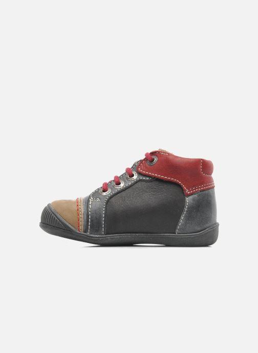 Boots en enkellaarsjes GBB HADIL Zwart voorkant