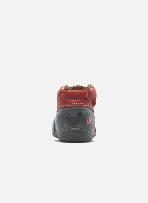 Boots en enkellaarsjes GBB HADIL Zwart rechts