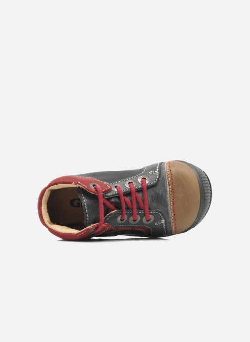Boots en enkellaarsjes GBB HADIL Zwart links