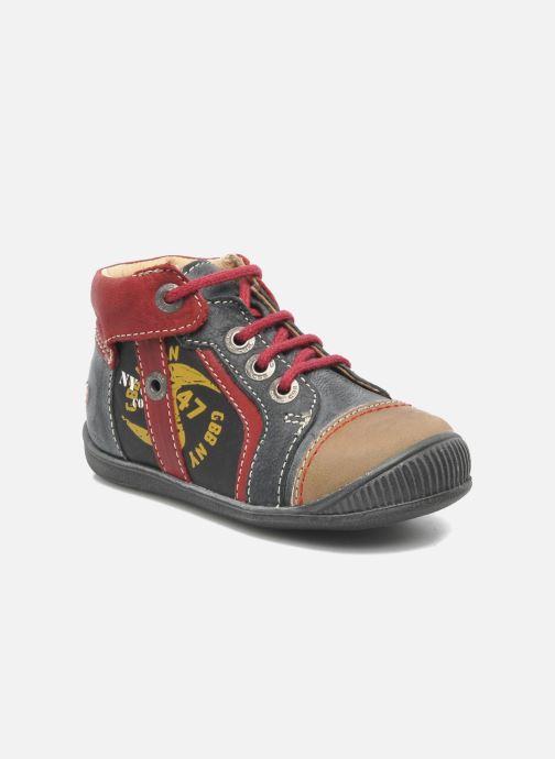 Boots en enkellaarsjes GBB HADIL Zwart detail