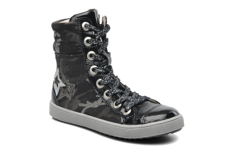 Bottines et boots GBB HILARIE Gris vue détail/paire