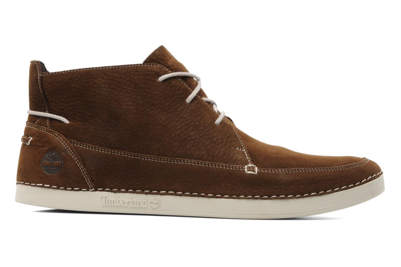 Zapatos con cordones Timberland EK20 BOAT MTC Marrón vistra trasera