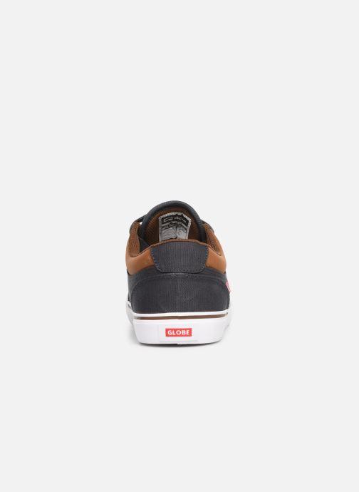 Sneaker Globe Gs grau ansicht von rechts