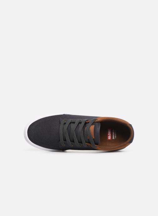 Sneaker Globe Gs grau ansicht von links
