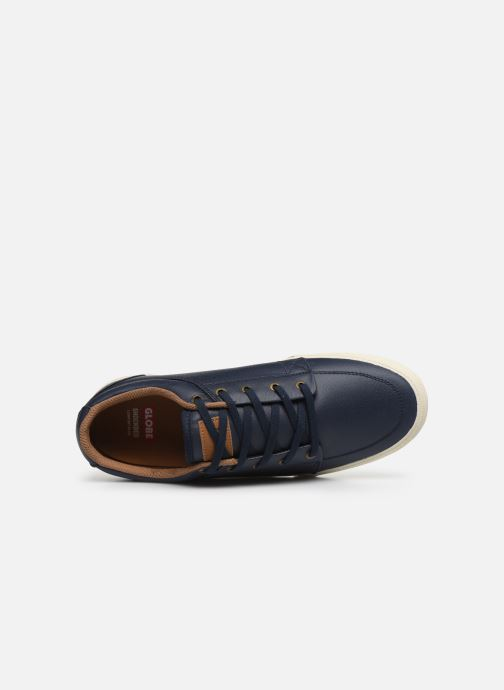 Sneakers Globe Gs Azzurro immagine sinistra