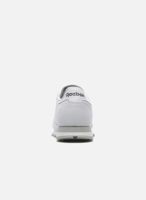 Trainers Reebok Classic Leather White view from the right