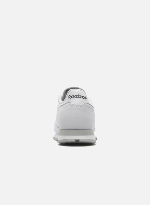 Sneakers Reebok Classic Leather Bianco immagine destra