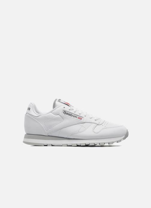 Sneakers Reebok Classic Leather Bianco immagine posteriore