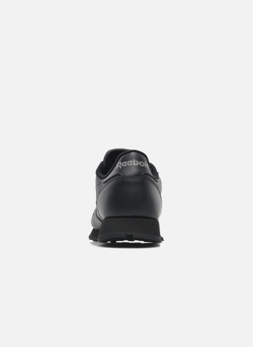 Trainers Reebok Classic Leather Black view from the right