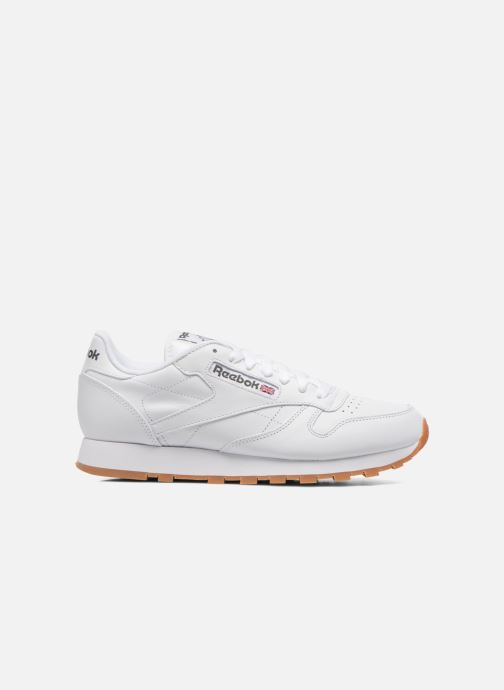 Sneakers Reebok Classic Leather Bianco immagine posteriore