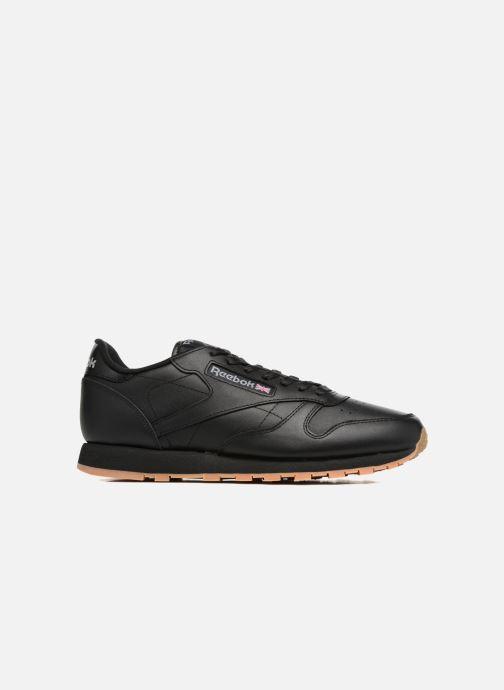 Baskets Reebok Classic Leather Noir vue derrière