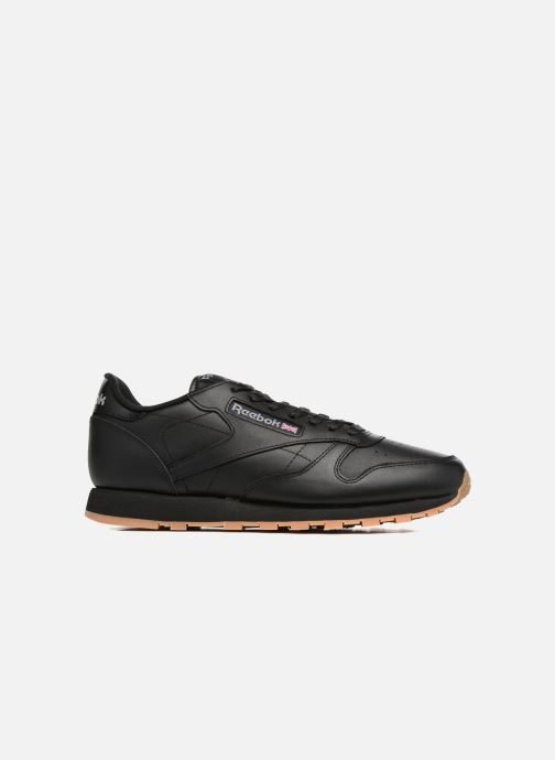 Deportivas Reebok Classic Leather Negro vistra trasera