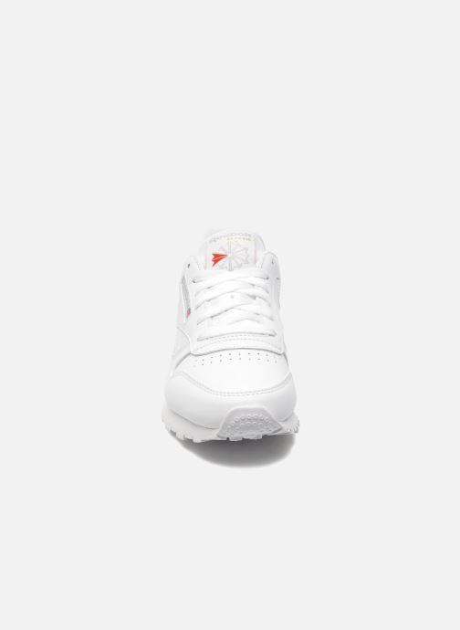 Sneakers Reebok Classic Leather W Vit bild av skorna på