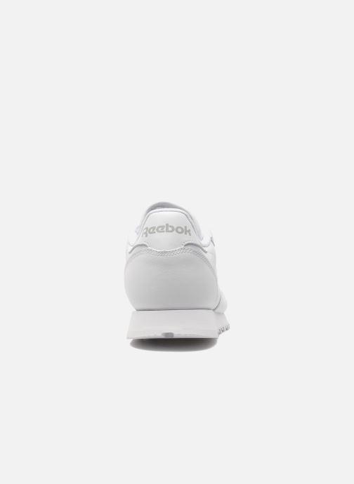 Sneakers Reebok Classic Leather W Vit Bild från höger sidan