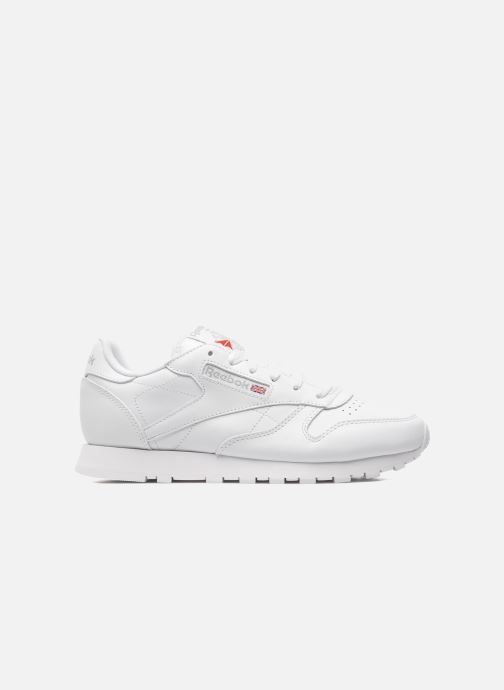 Sneakers Reebok Classic Leather W Bianco immagine posteriore
