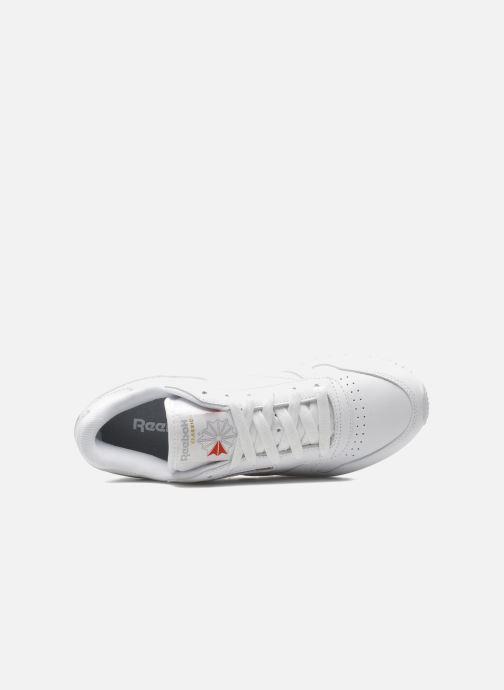 Sneakers Reebok Classic Leather W Vit bild från vänster sidan