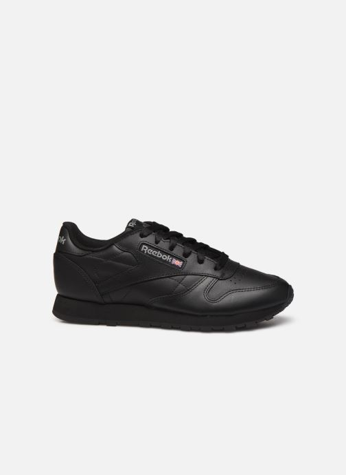 Trainers Reebok Classic Leather W Black back view