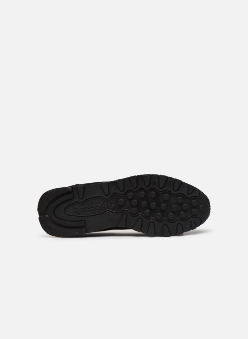 Baskets Reebok Classic Leather W Noir vue haut