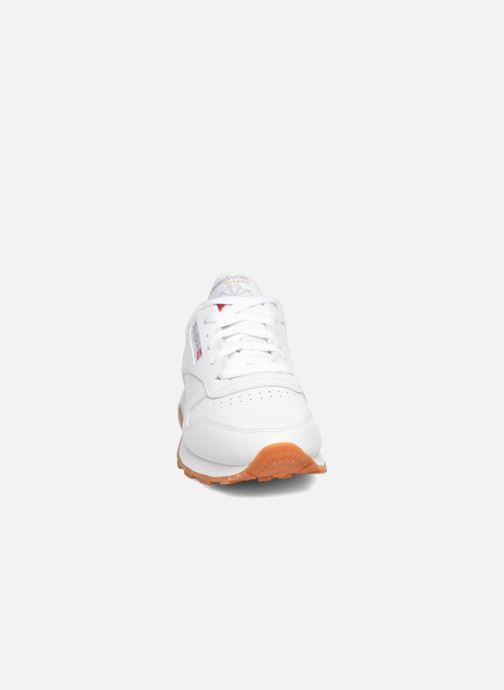 gum Leather Reebok white Classic Int W 5xafwXq7a
