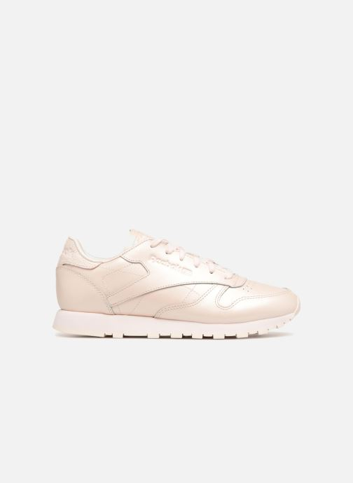 Sneakers Reebok Classic Leather W Rosa immagine posteriore