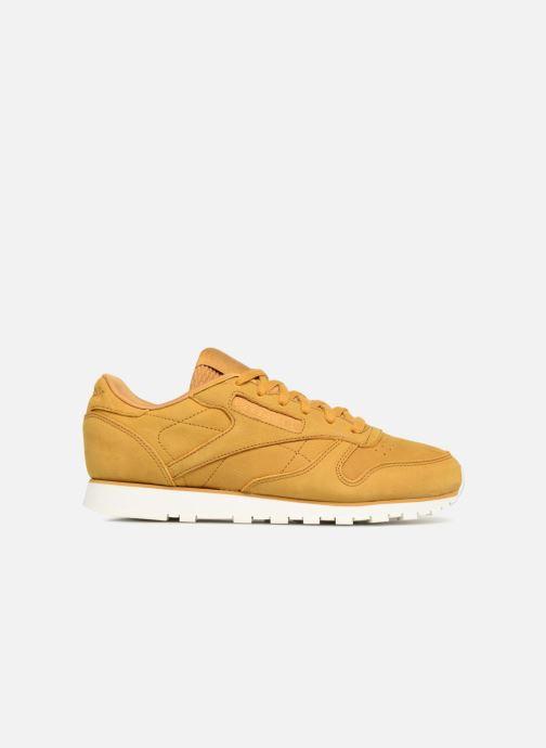 Sneakers Reebok Classic Leather W Marrone immagine posteriore