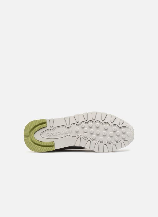 Sneakers Reebok Classic Leather W Grigio immagine dall'alto