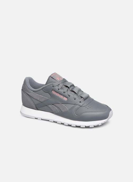 Sneaker Reebok Classic Leather W grau detaillierte ansicht/modell
