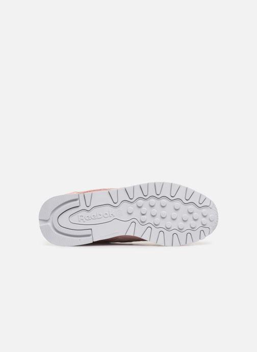 Sneakers Reebok Classic Leather W Roze boven