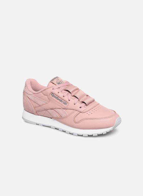 Sneakers Reebok Classic Leather W Roze detail