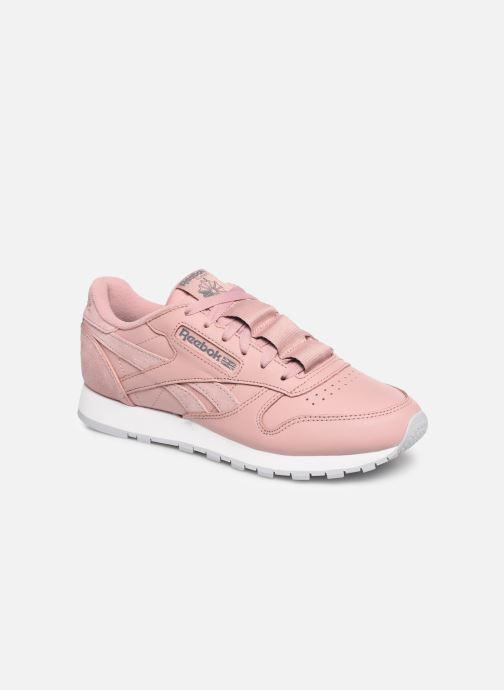 Sneaker Reebok Classic Leather W rosa detaillierte ansicht/modell