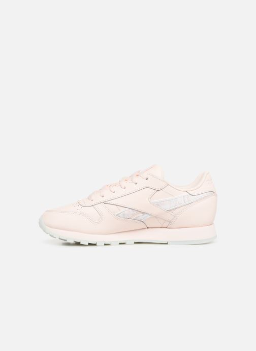 Reebok Classic Leather W (roze) - Sneakers(347198)