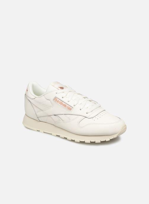 Sneaker Reebok Classic Leather W weiß detaillierte ansicht/modell