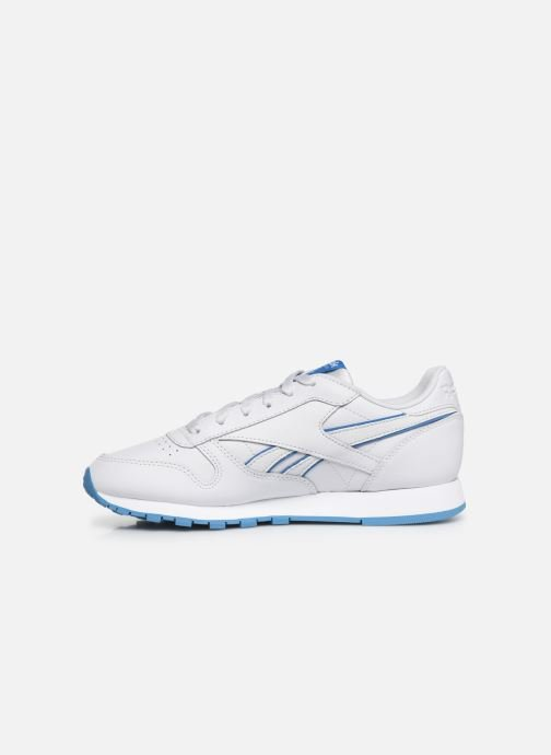 Baskets Reebok Classic Leather W Blanc vue face
