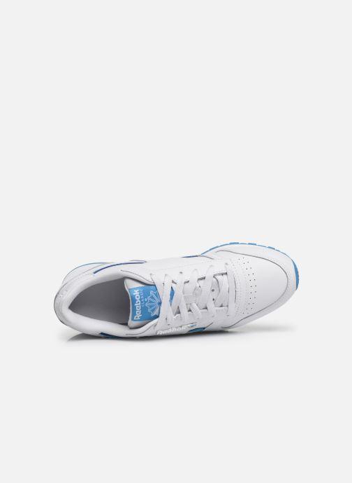 Reebok Classic Leather W (Bianco) Sneakers chez Sarenza