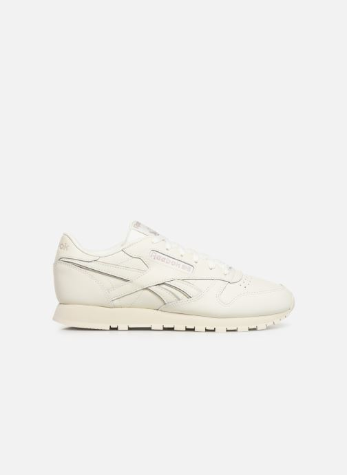 Baskets Reebok Classic Leather W Blanc vue derrière